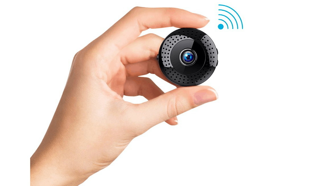 Wi-Fi接続ミニカメラ/FREDI