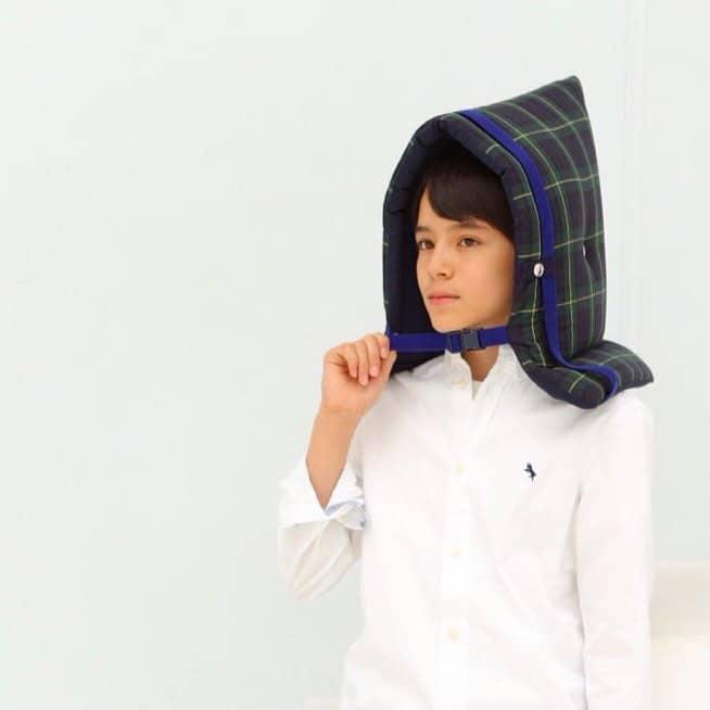 カラフルキャンディ 防災頭巾