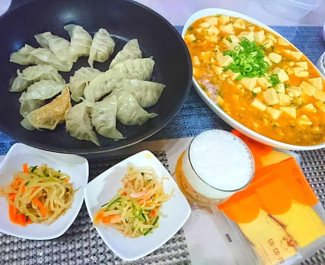 豆腐 麻婆豆腐