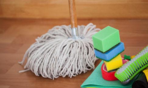 フローリング 掃除