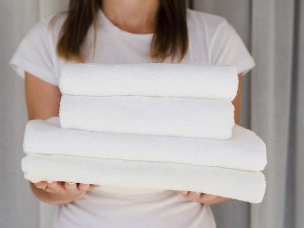 タオル臭い予防
