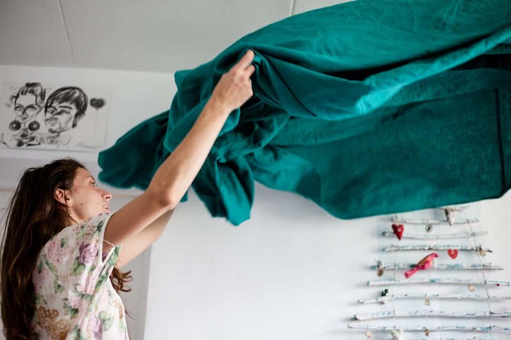 カーテン 洗濯 クリーニング