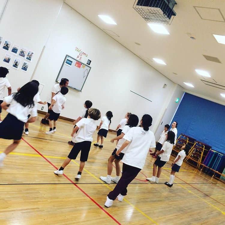 習い事 英語 ダンス
