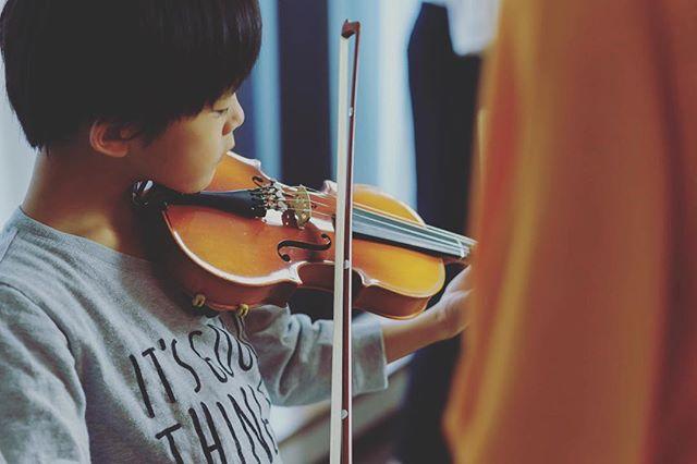 習い事 バイオリン