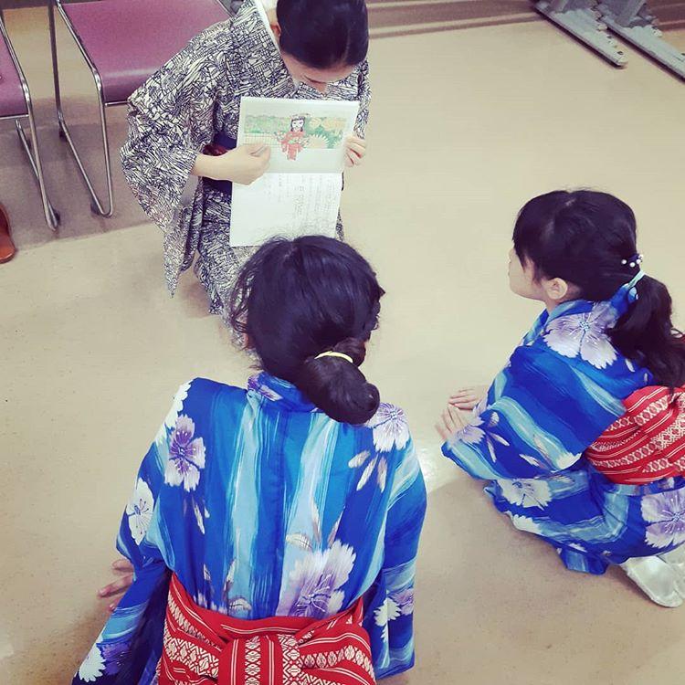 習い事 日本舞踊