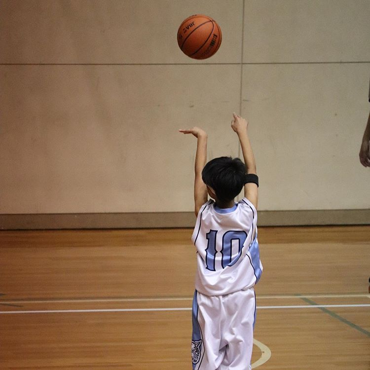 習い事 バスケットボール