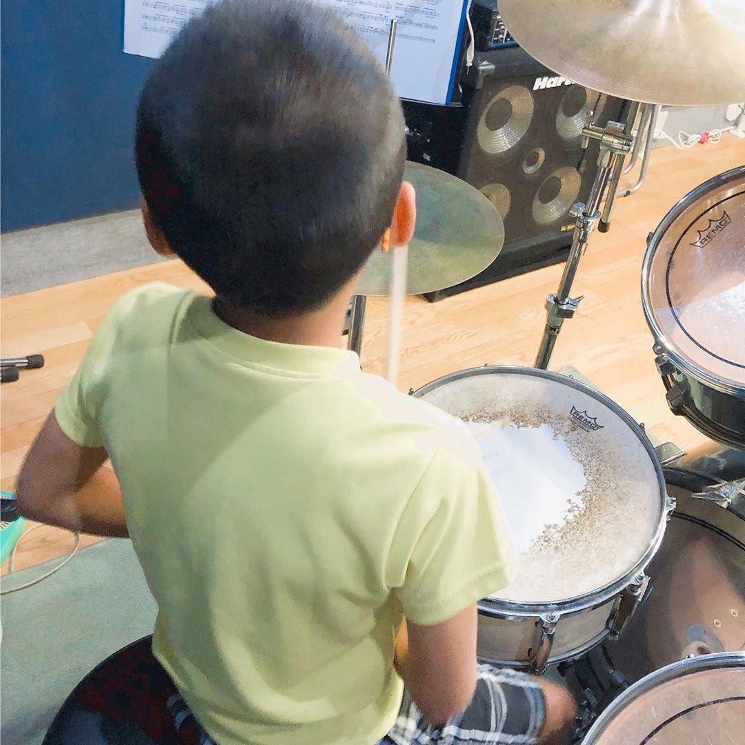 習い事 ドラム