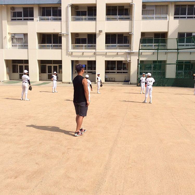 習い事 野球教室