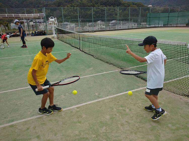 習い事 テニス