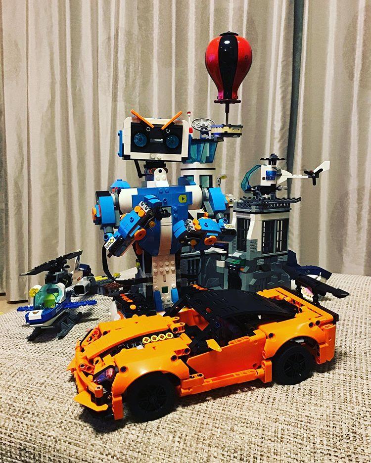 レゴ(LEGO)ブースト・クリエイティブボックス