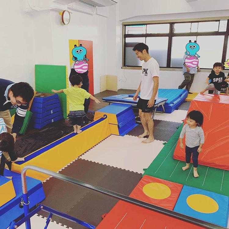 習い事 乳児 体操教室