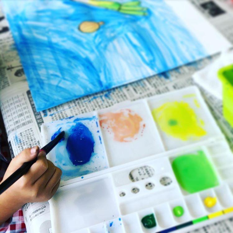 習い事 絵画教室