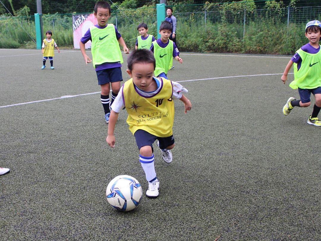 習い事 サッカー