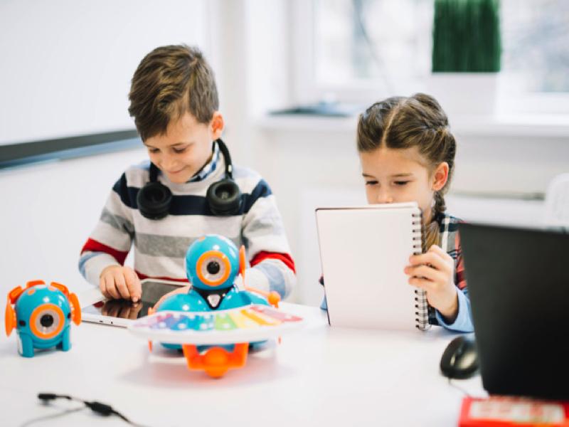子供 プログラミング