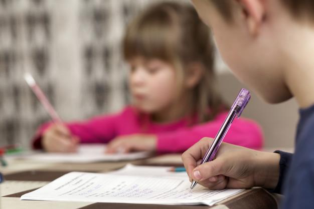 子ども集中力を高める